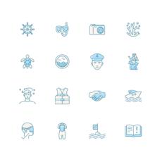 ikonky námořní