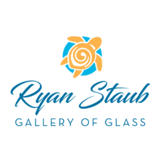 logo želva sklo